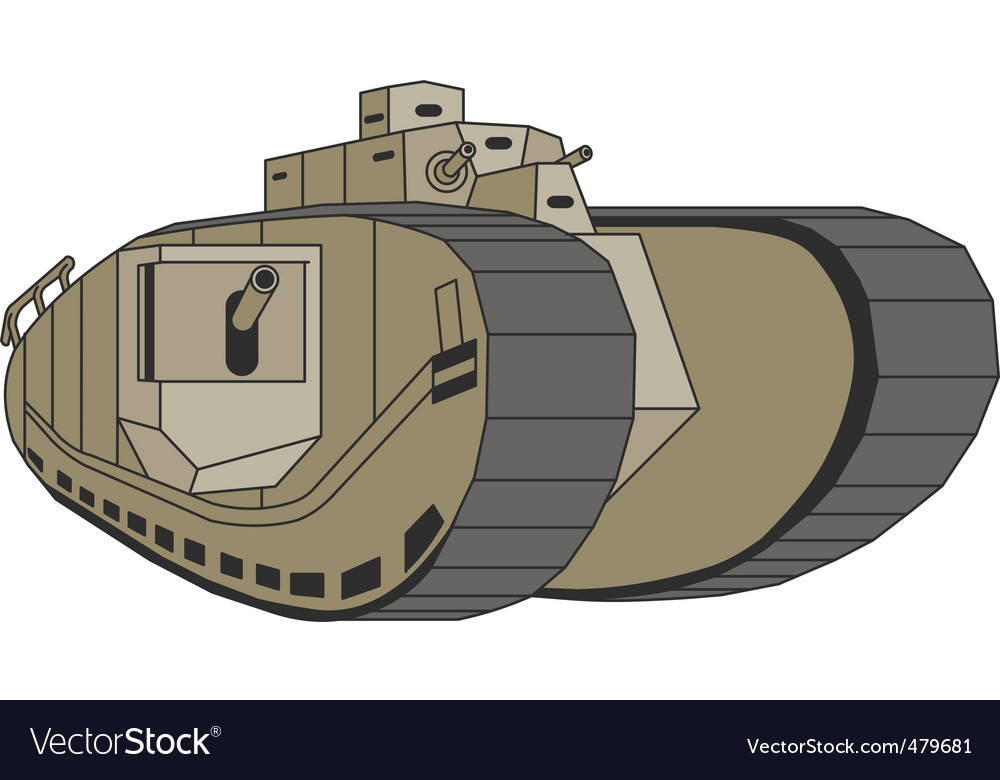 Mark viii Anglo-American tank