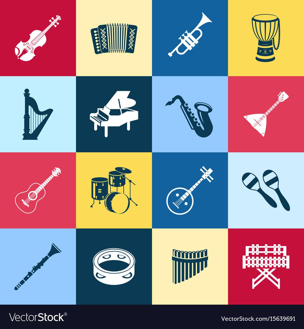 Digital green music instruments