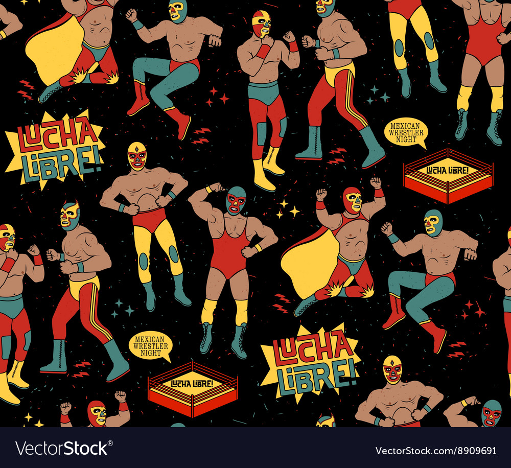 Luchadores Heroes