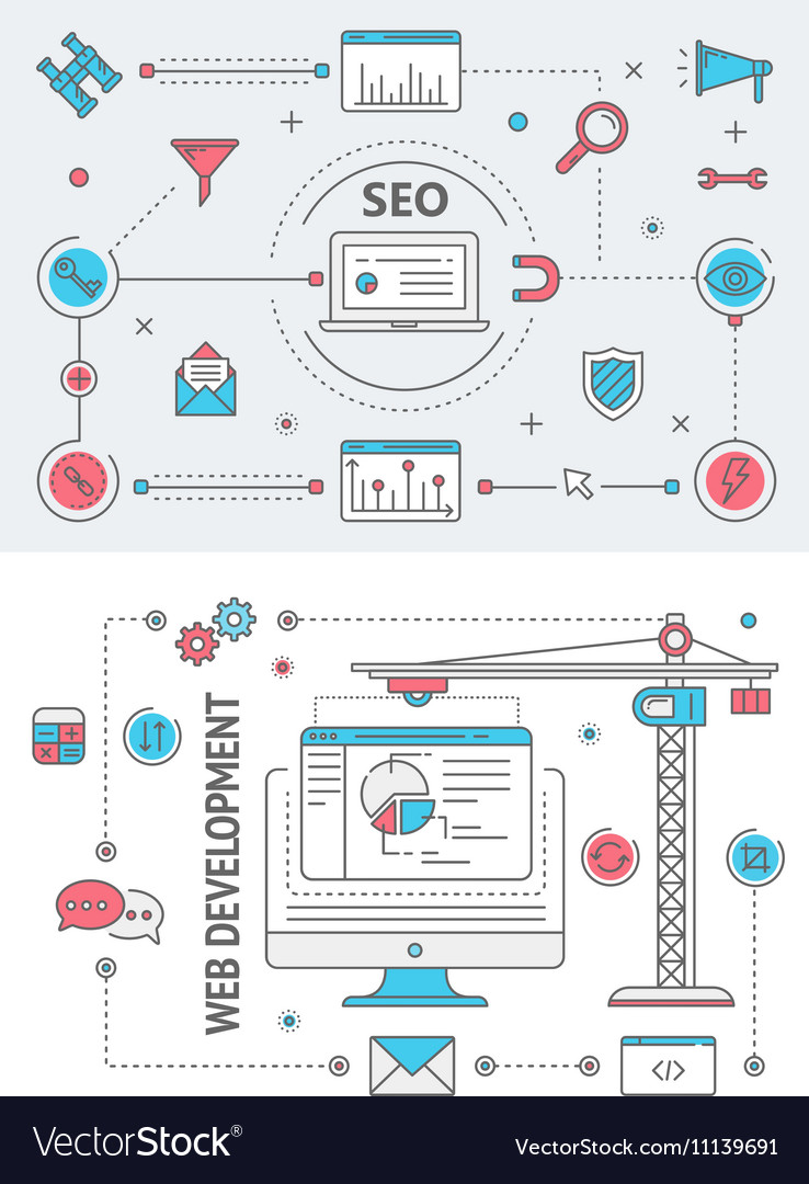 Search Engine Optimization and Web development