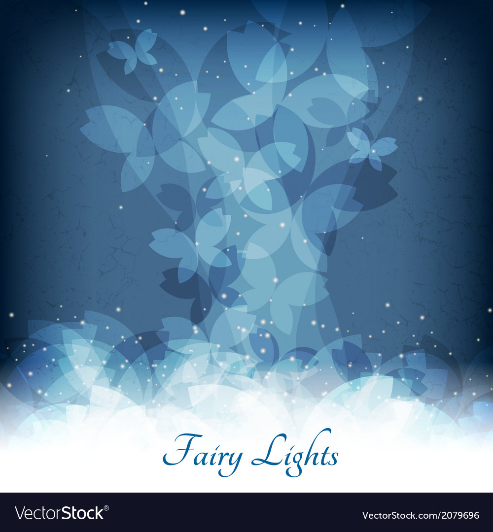 Abstract magic lights background good template