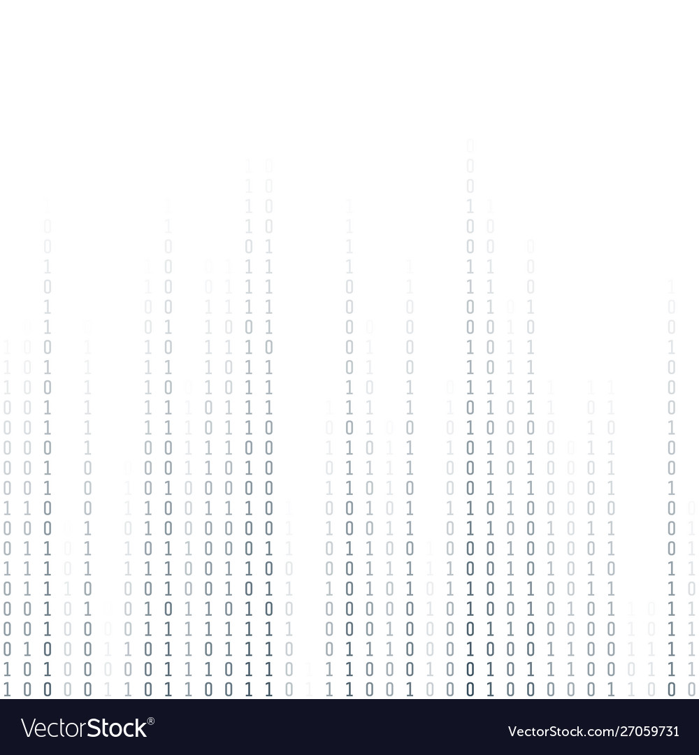 Binary coding computer digital data encryption