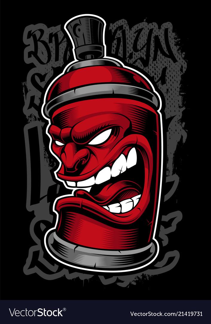 Art Graffiti & Monster Vector 69