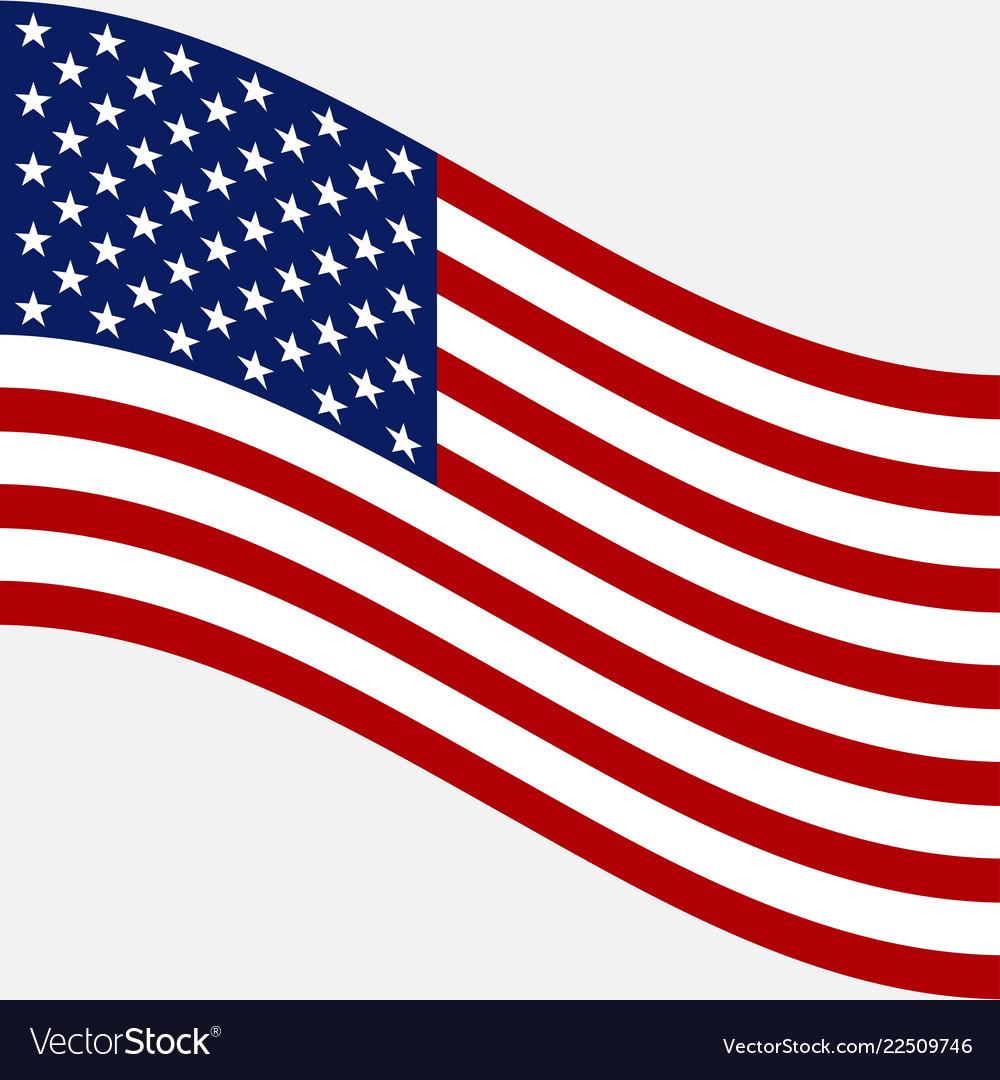 Flag of usa image of american flag