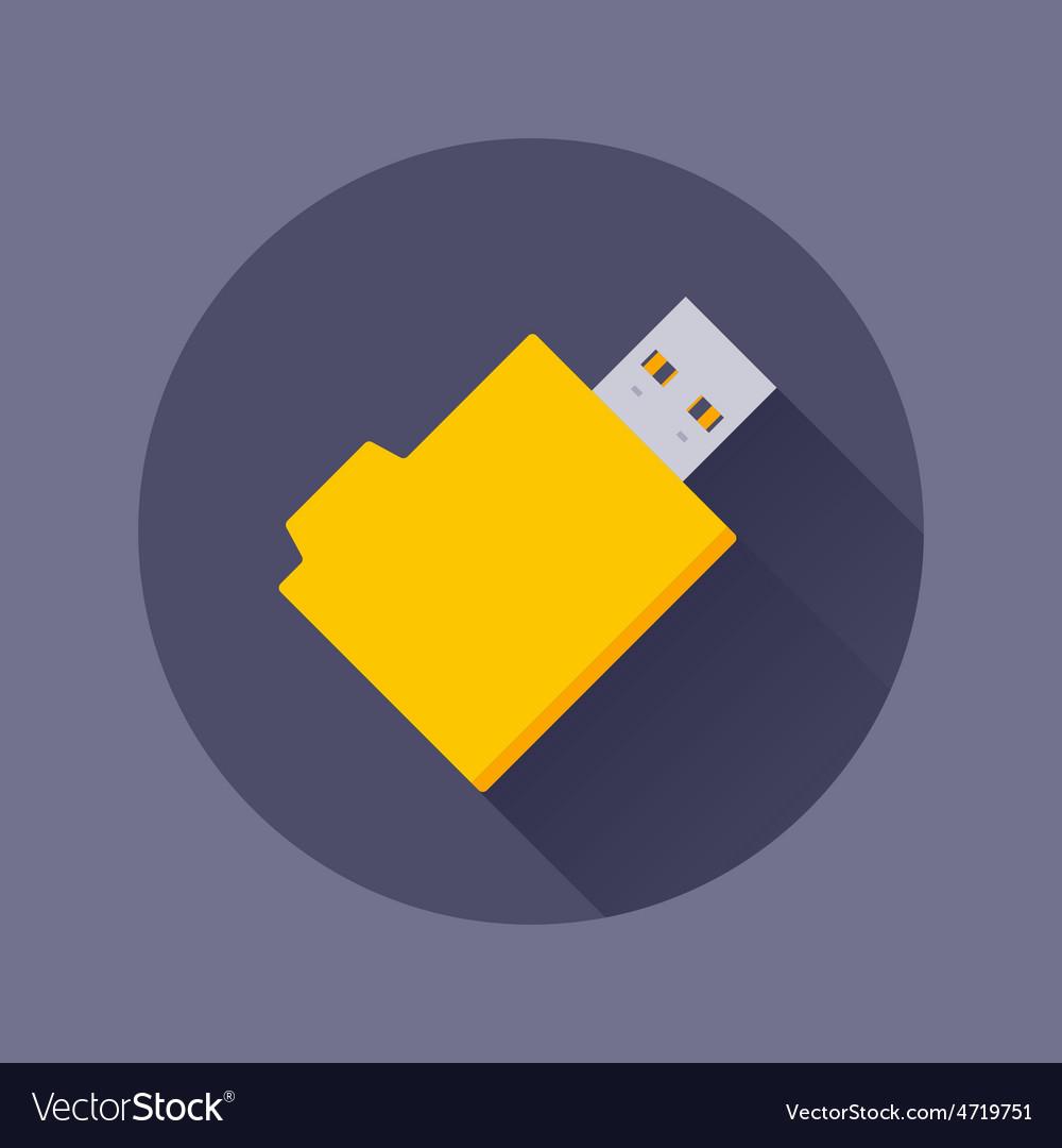 USB flash-drive icon