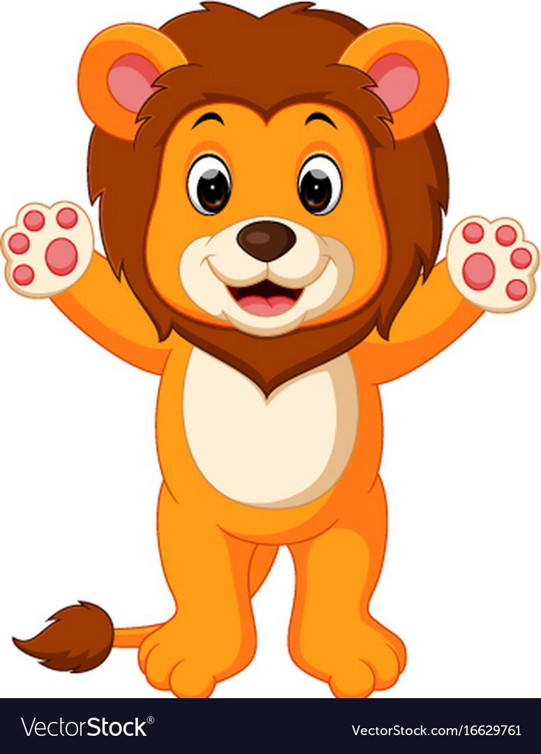 Bildergebnis für cute lion comic