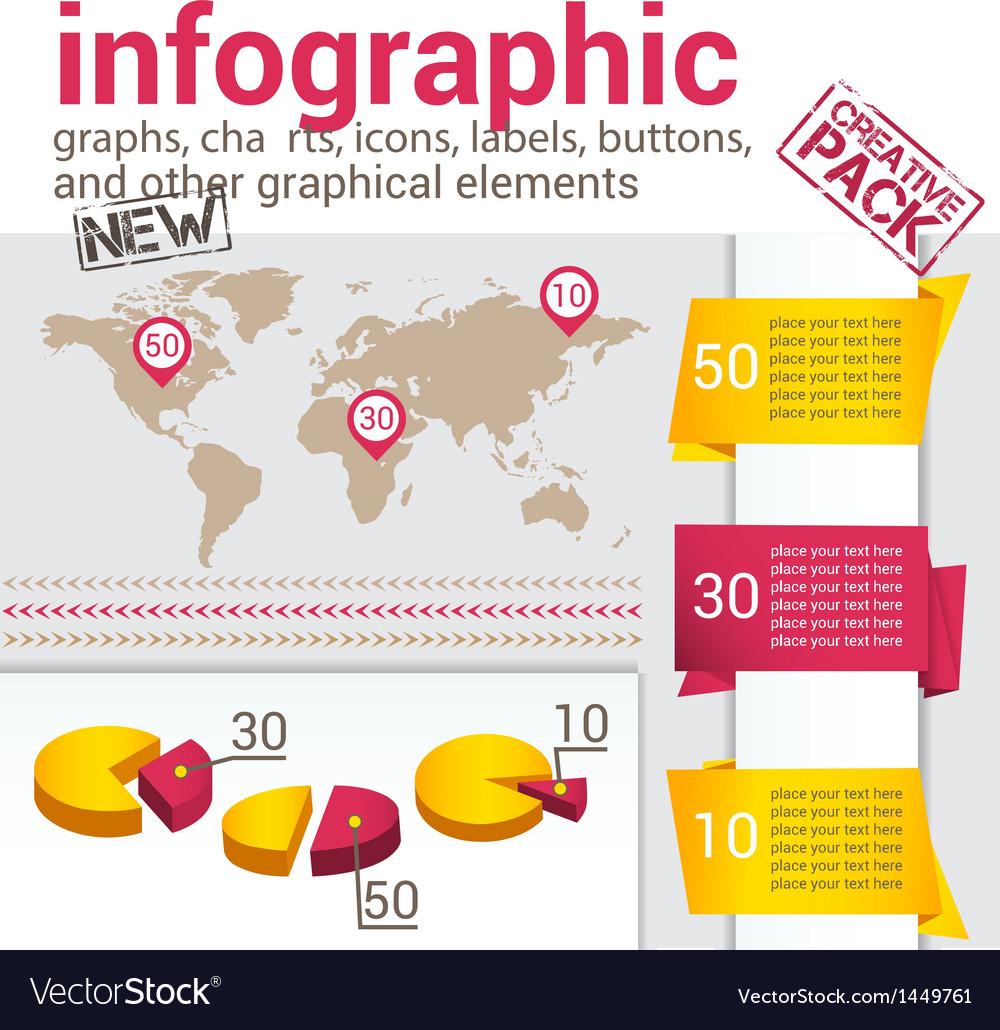 Infografic set