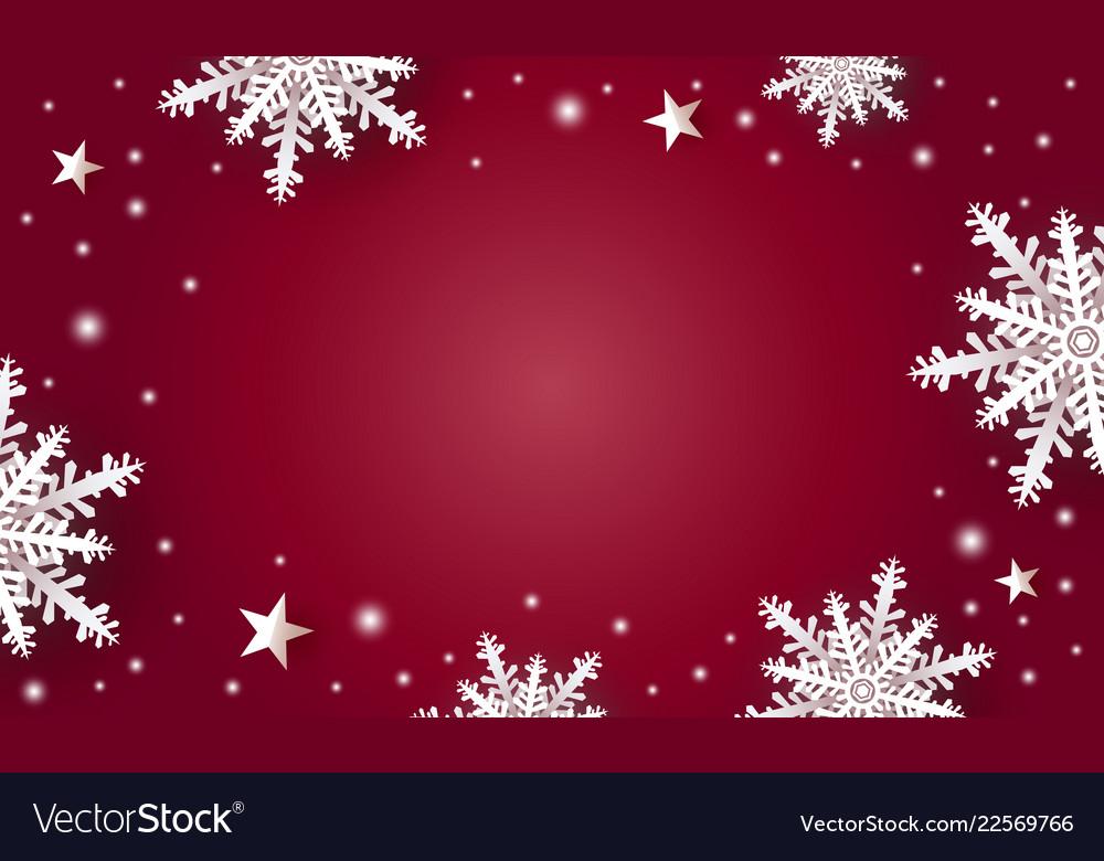 Christmas Graphics Background.Christmas Background Design Of White Snowflake