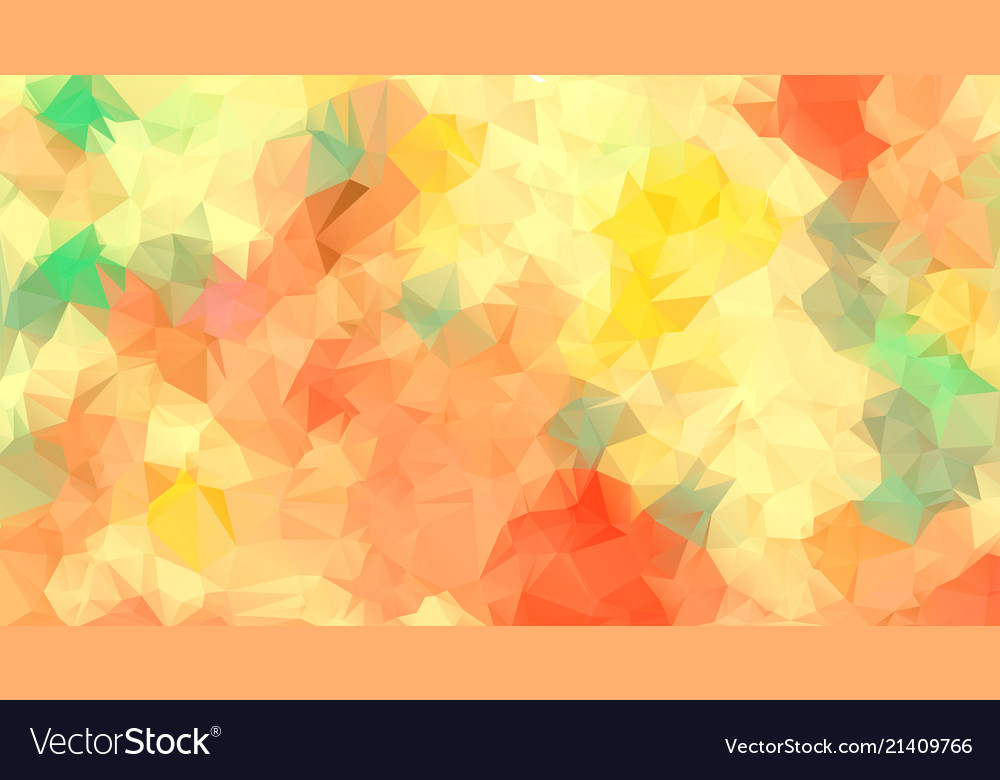 Frash color abstract triangle background