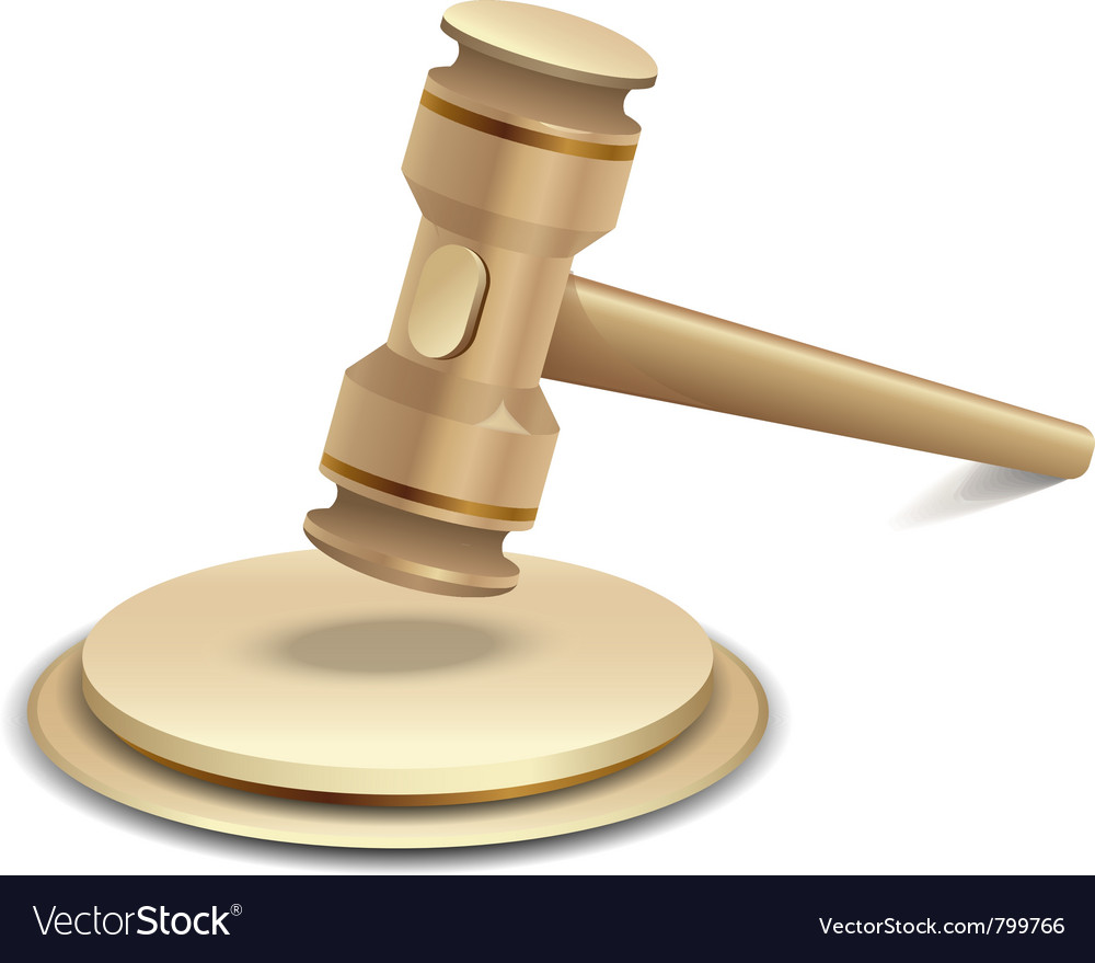 Of gavel