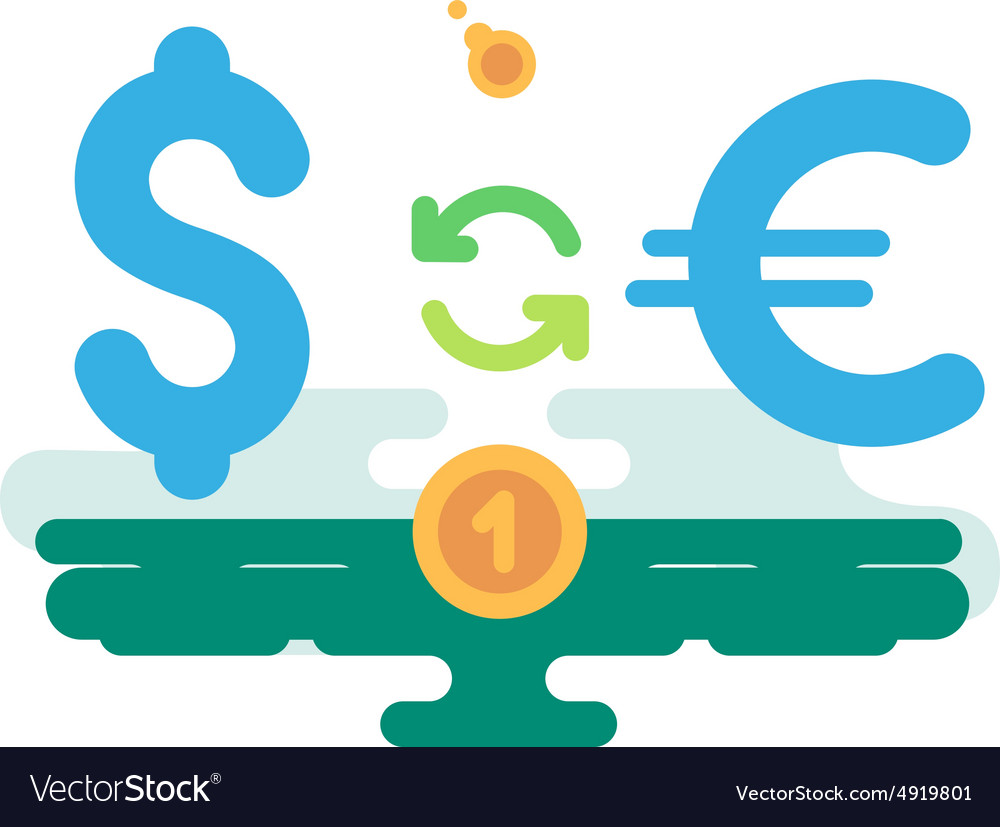Dollar Euro Currency Exchange