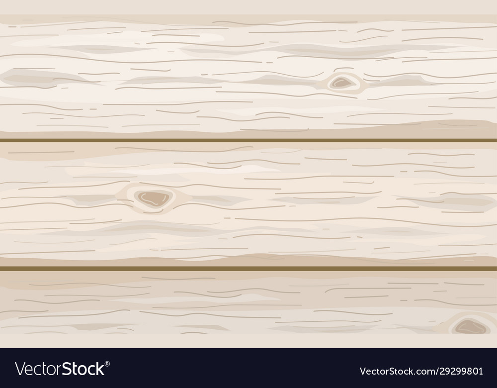 Wood texture background in simple flat cartoon