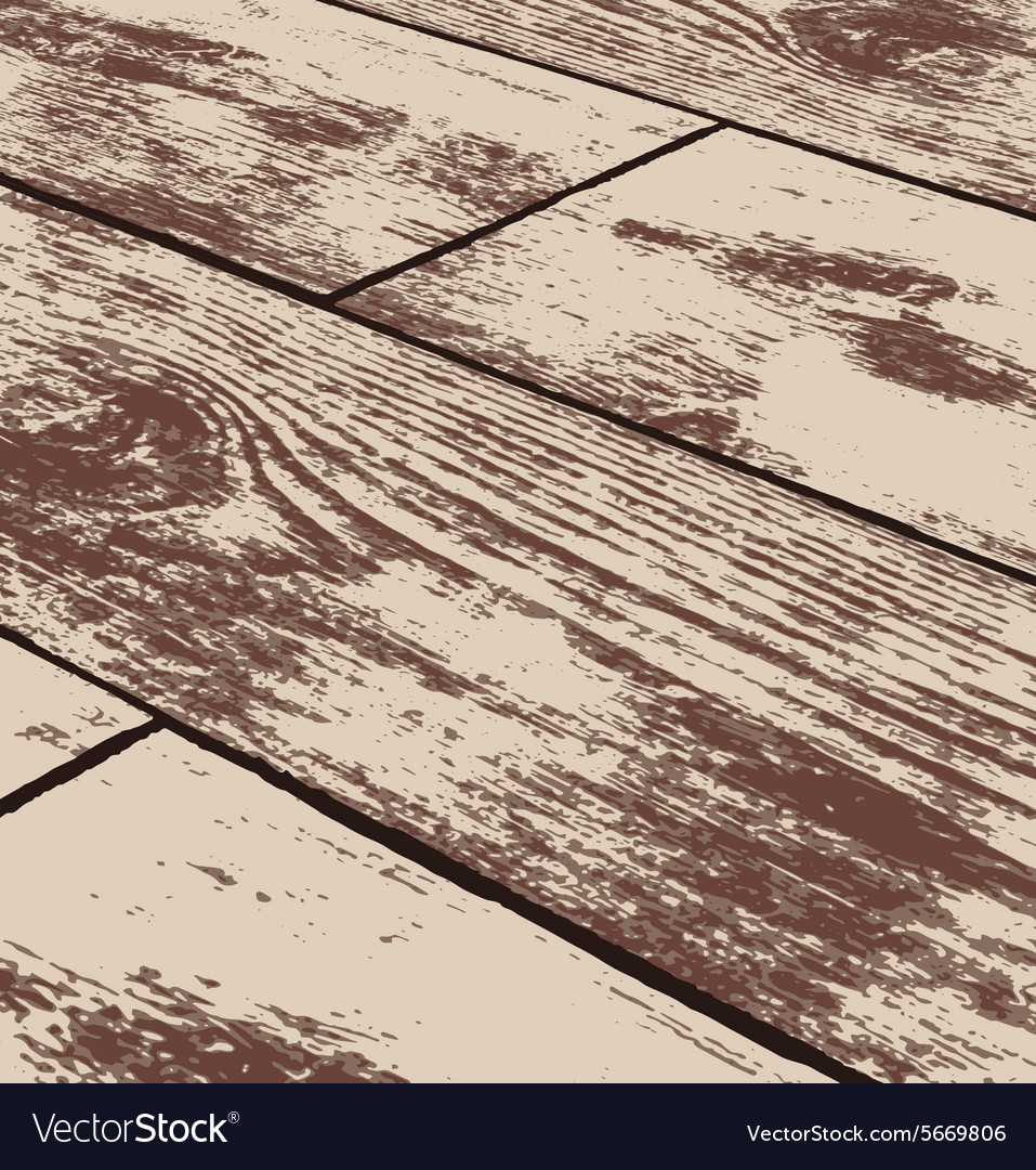 Abstract brown grunge wood texture in perspective
