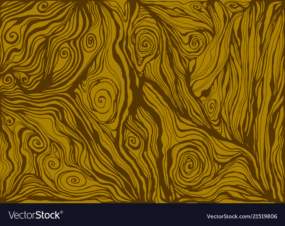 Natural realistic wood texture in brown color