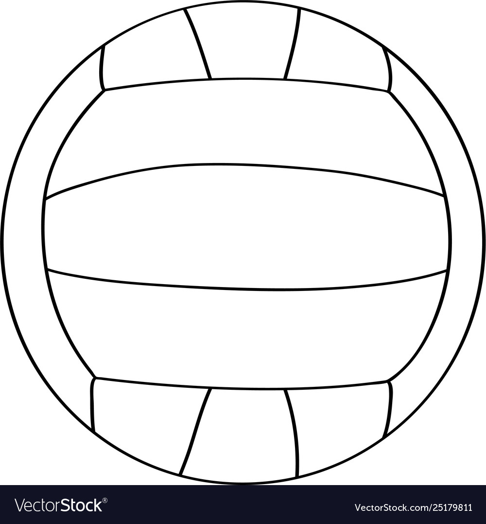 Volleyball eps