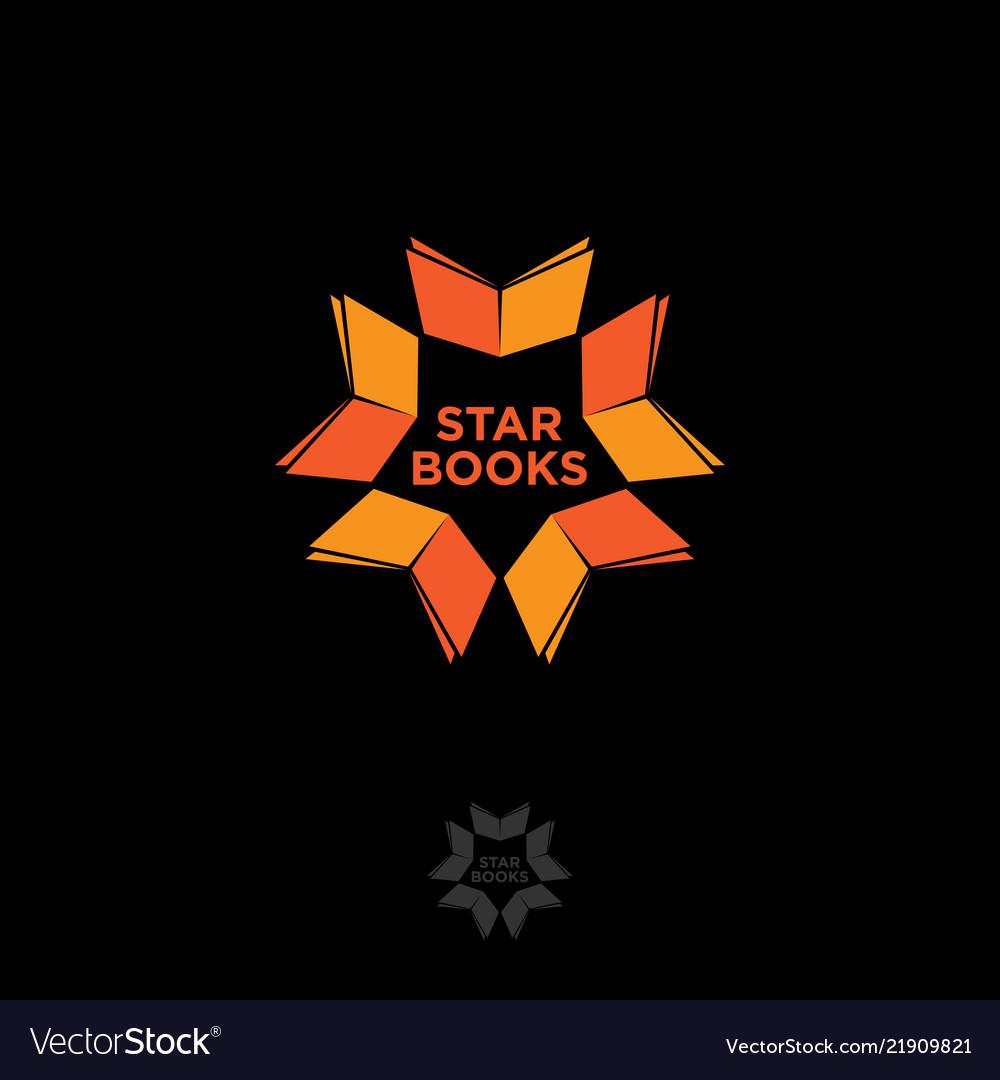 Star books logo digital library chat community