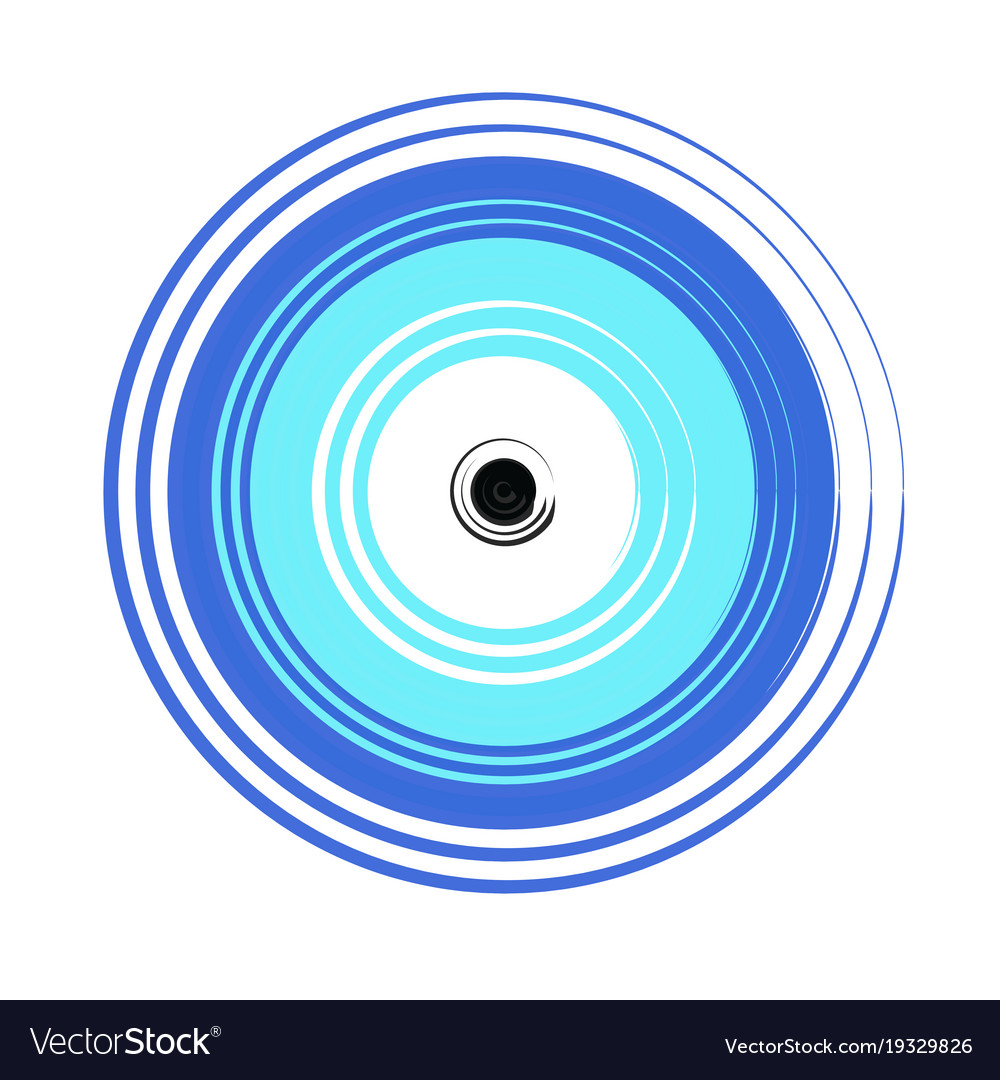 Greek Evil Eye Symbol Of Protection Royalty Free Vector