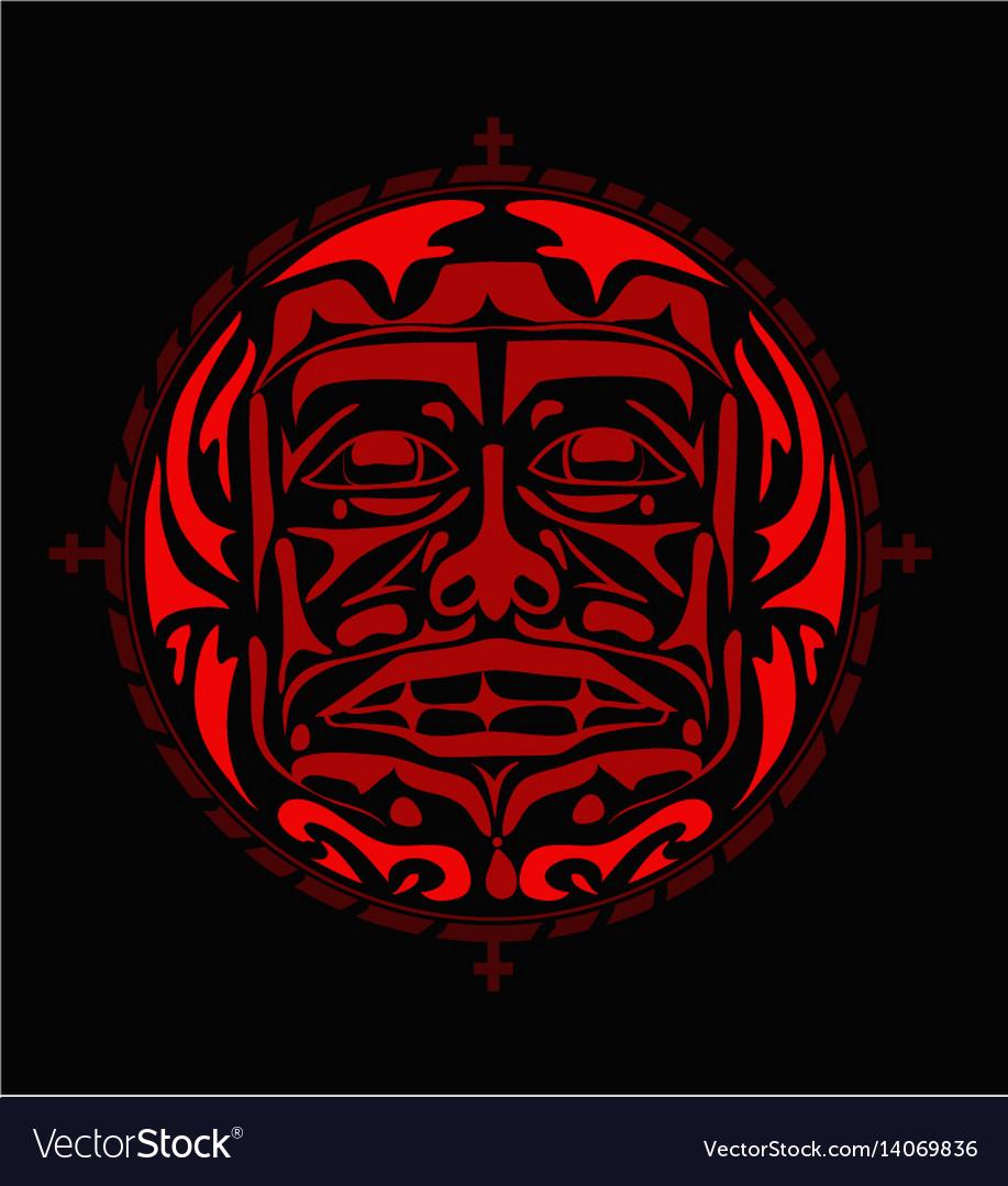 The face symbol