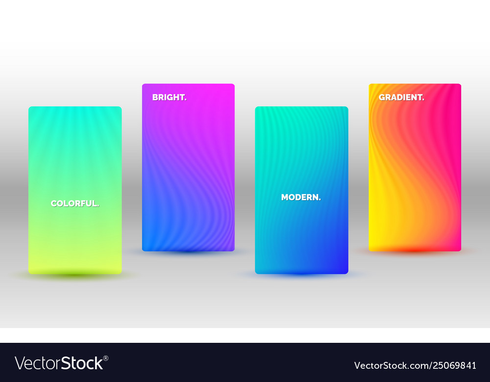 80s colorful abstract backgrounds presentation