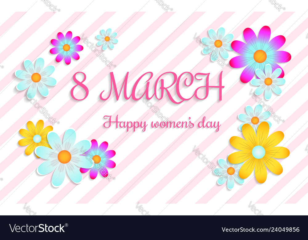 8 march - womens day