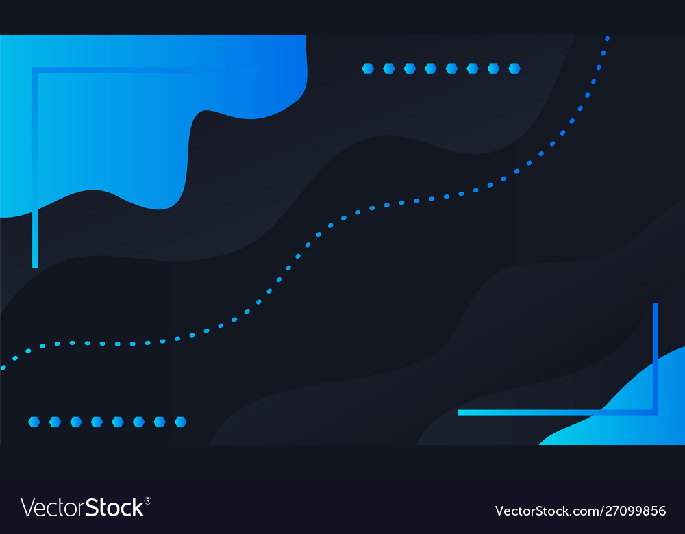 Gradient dynamic concept design fluid shapes