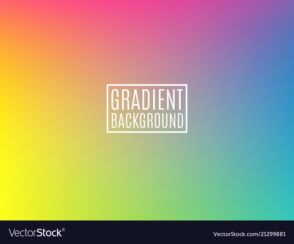 Bright colorful background minimal design