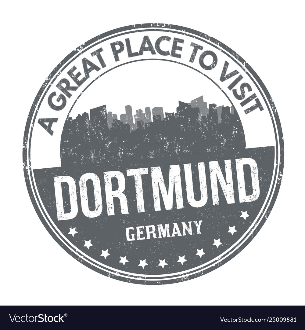 Dortmund sign or stamp