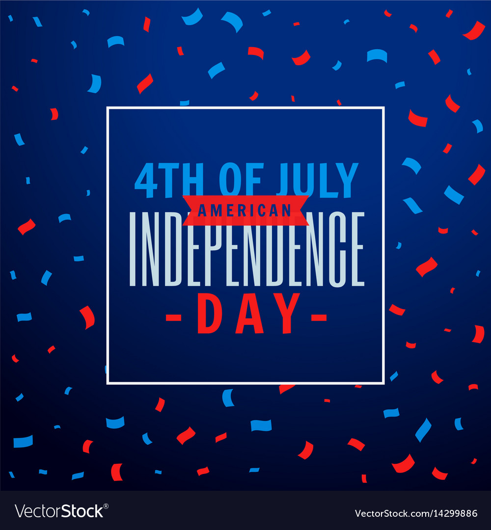 4th july celebration party background