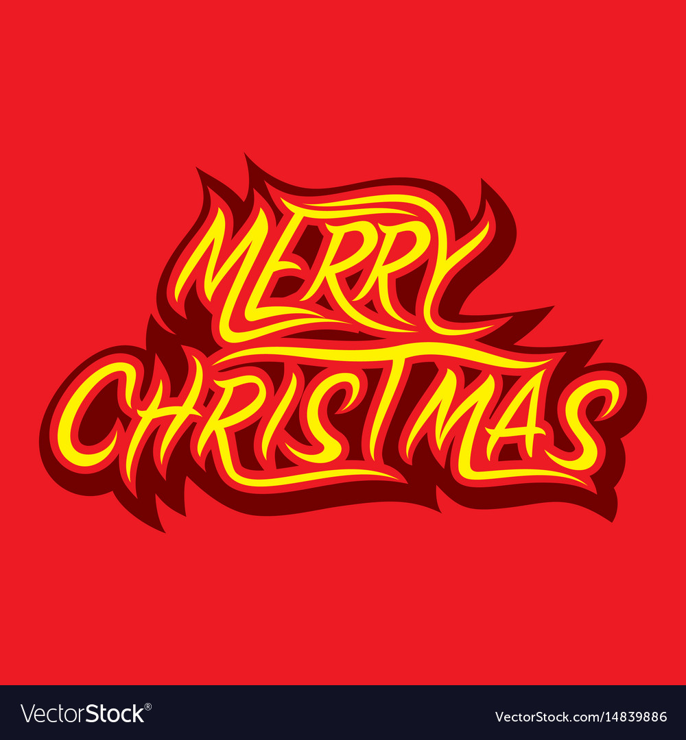Merry christmas greeting card design royalty free vector merry christmas greeting card design vector image m4hsunfo