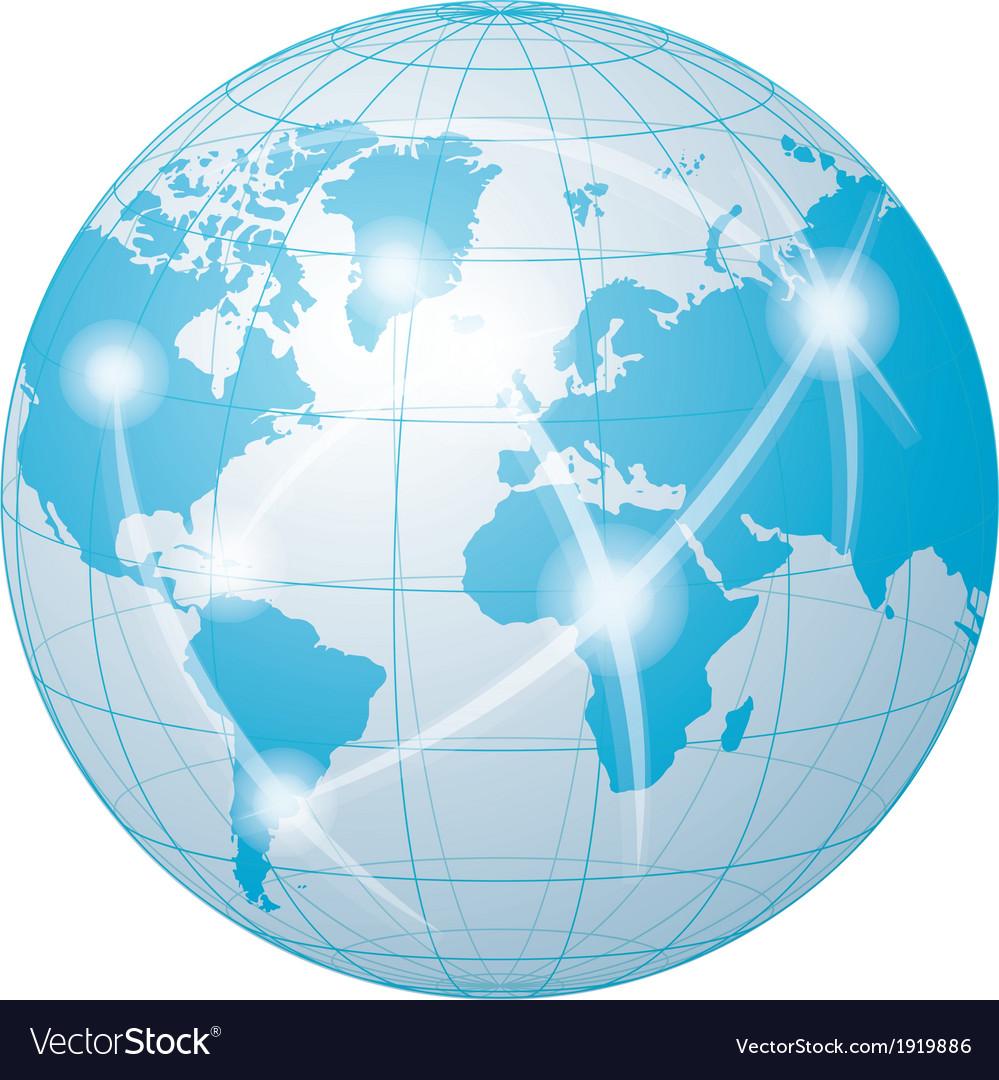 Network communication world