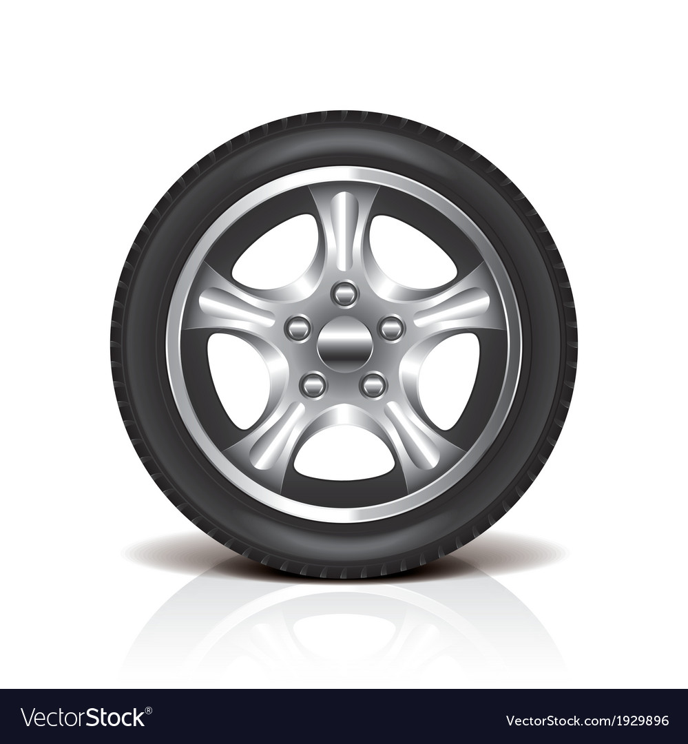 Object tire