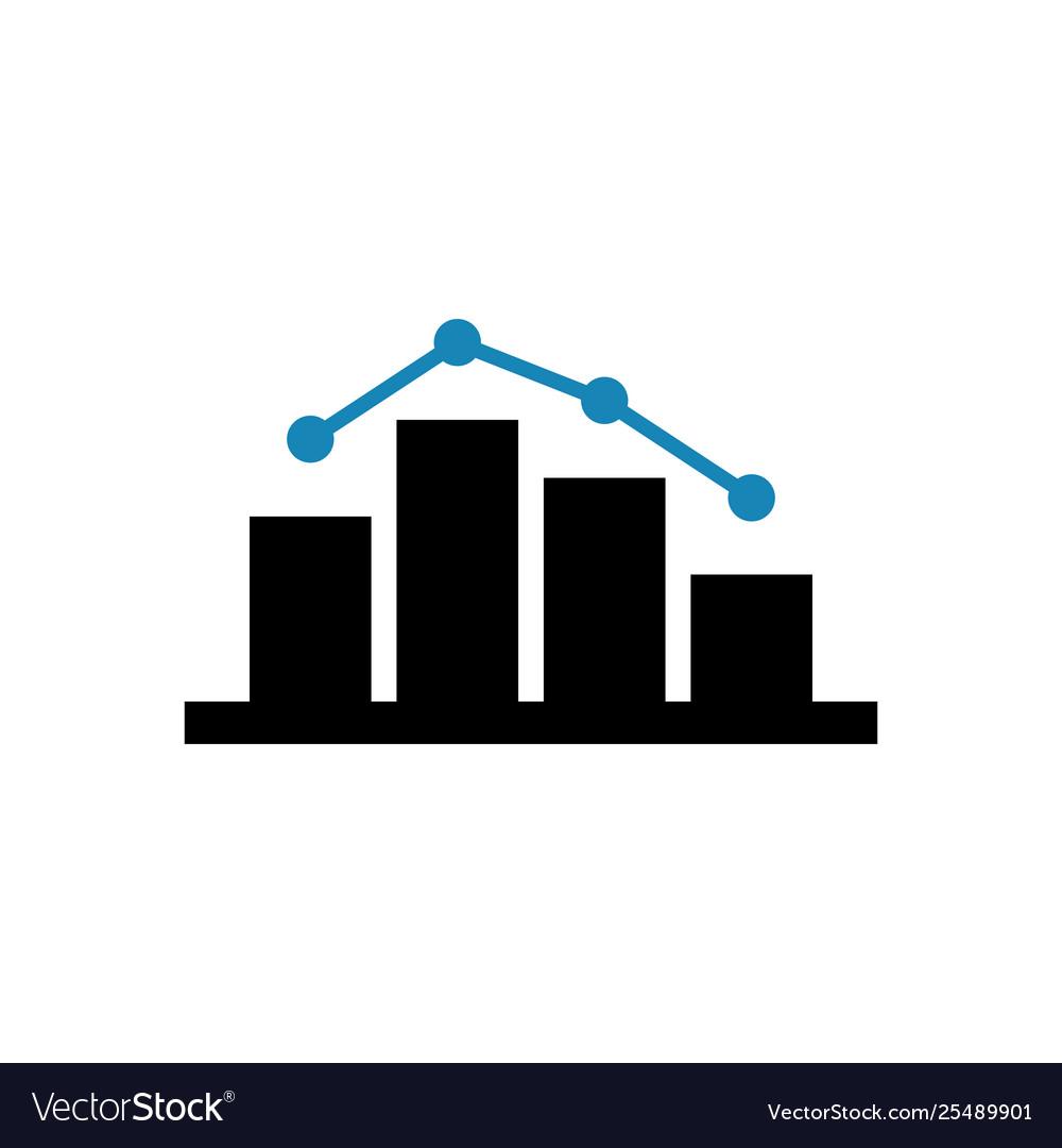 Business icon graphic design template