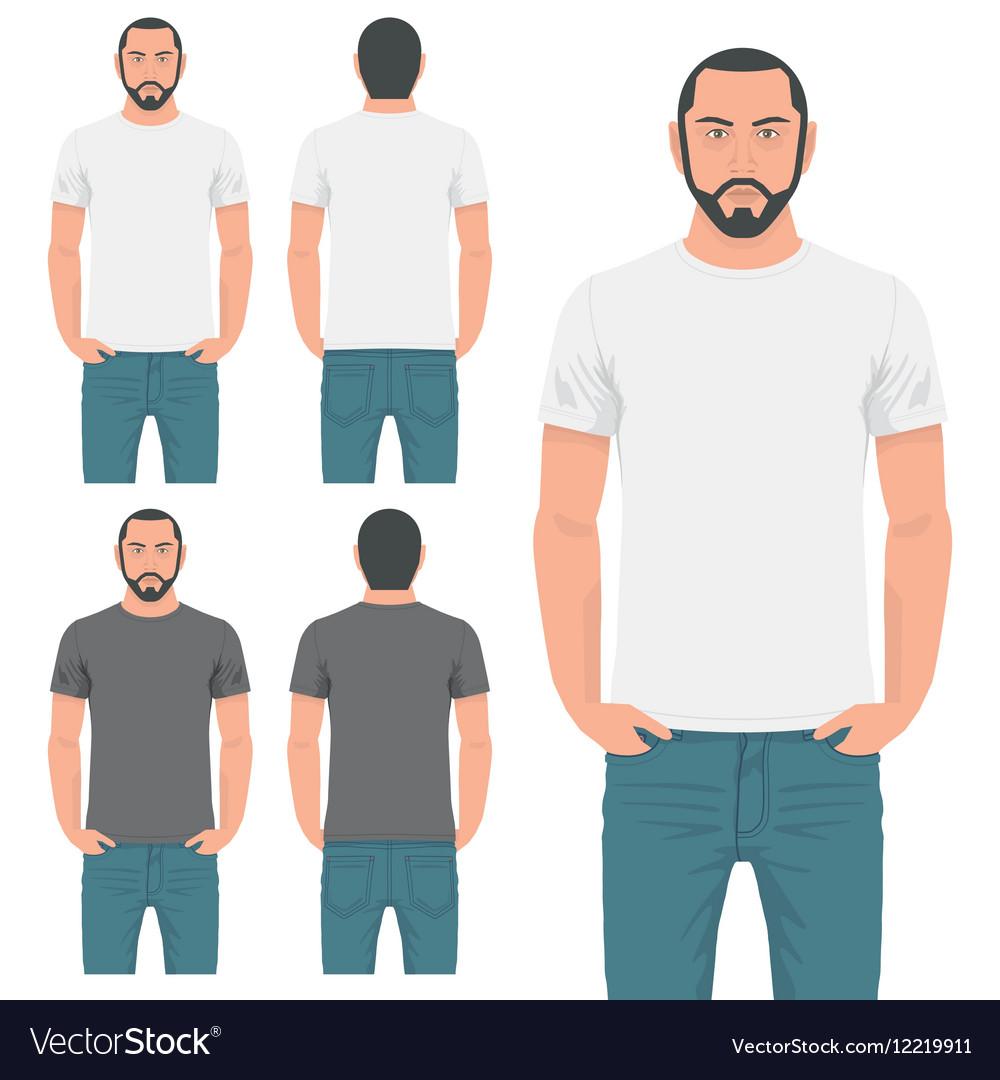 Men t shirt design template royalty free vector image men t shirt design template vector image maxwellsz