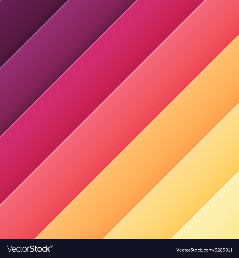 Trendy colors gradient background element