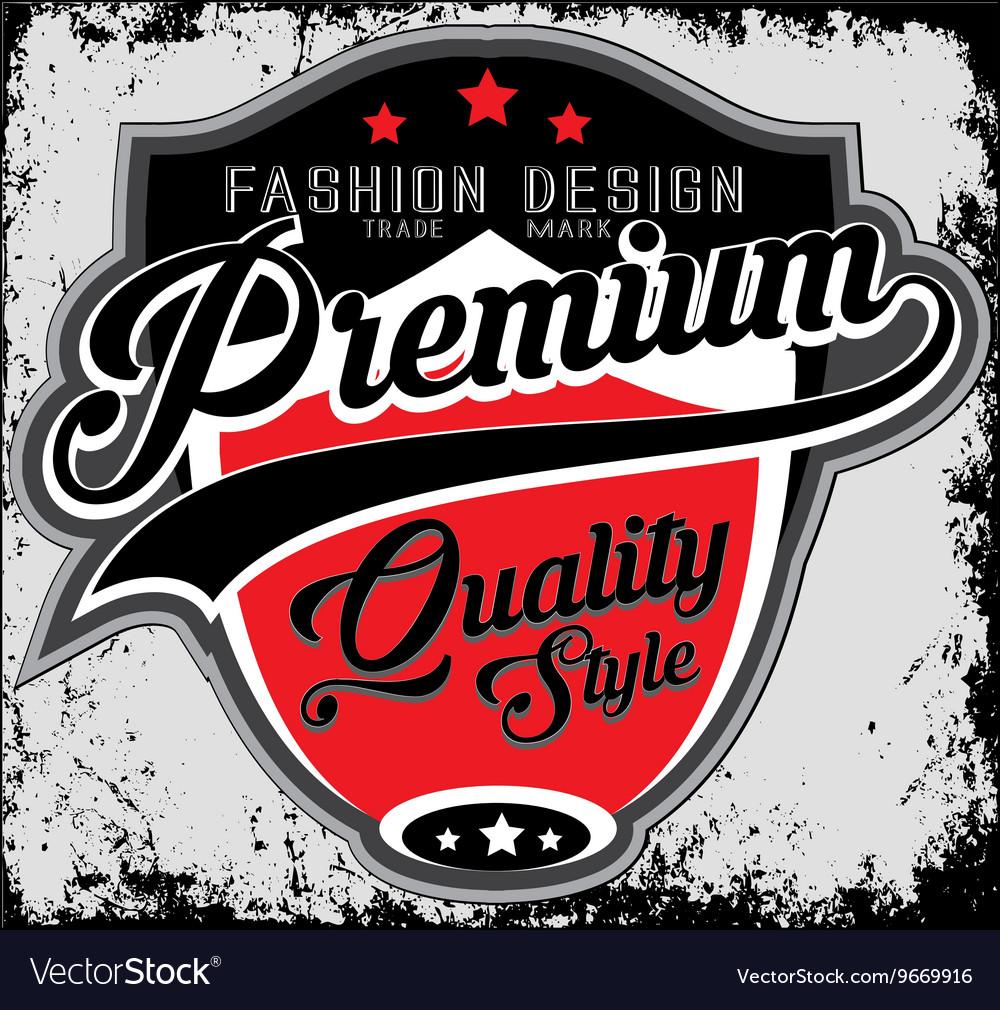 Fashion Design Company Typography T Shirt Graphics