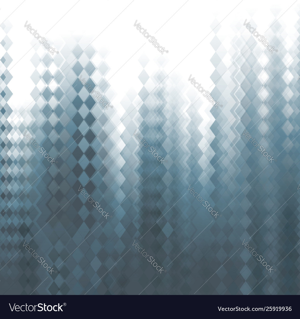 Abstract polygonal background elegant blue