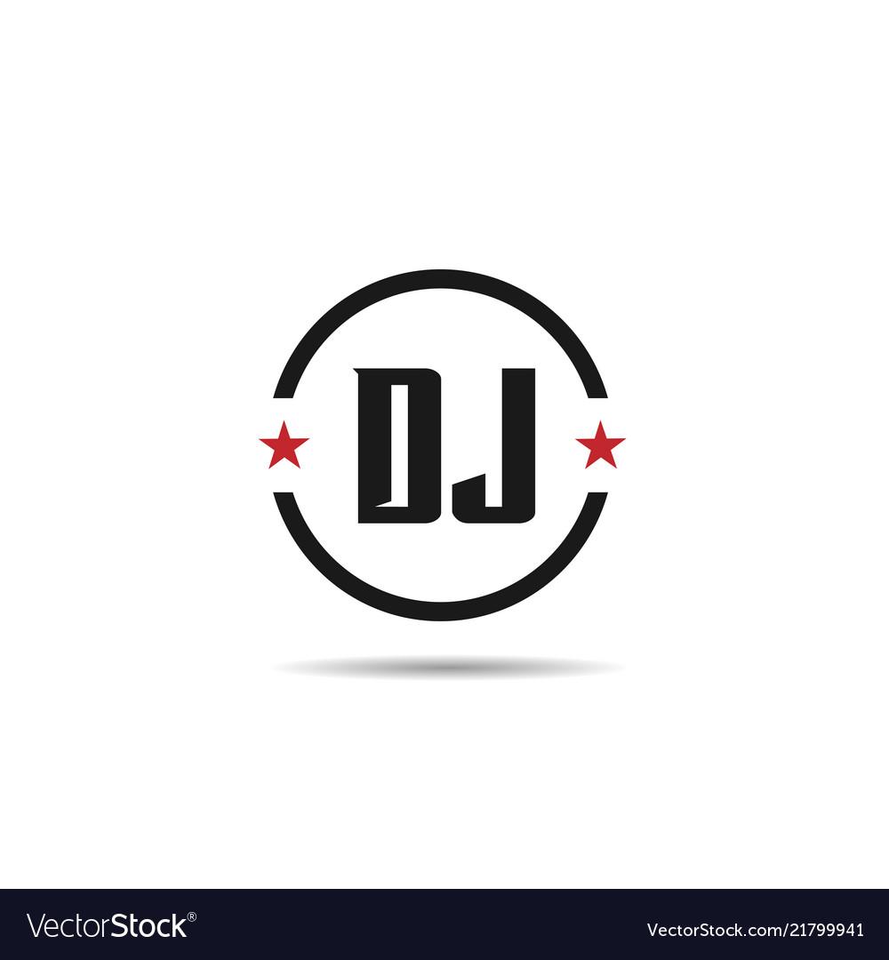 D, J & Logo Vector Images (60)