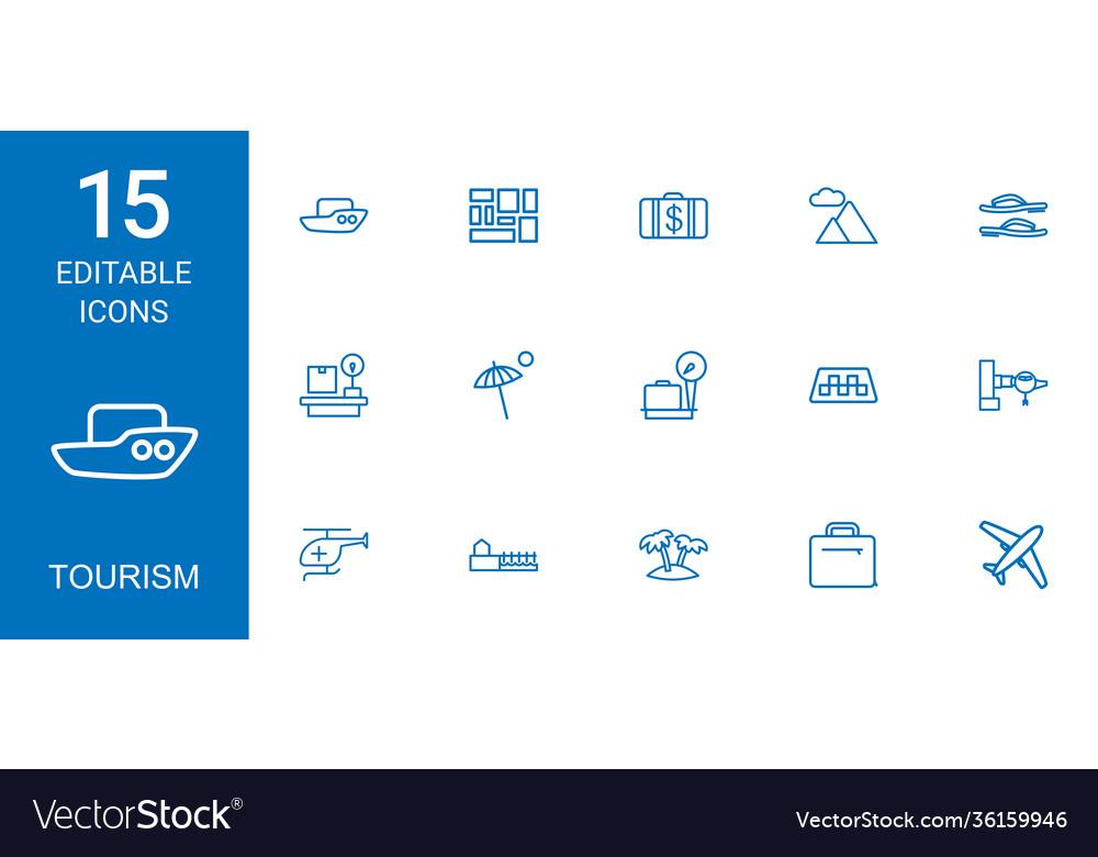 15 tourism icons