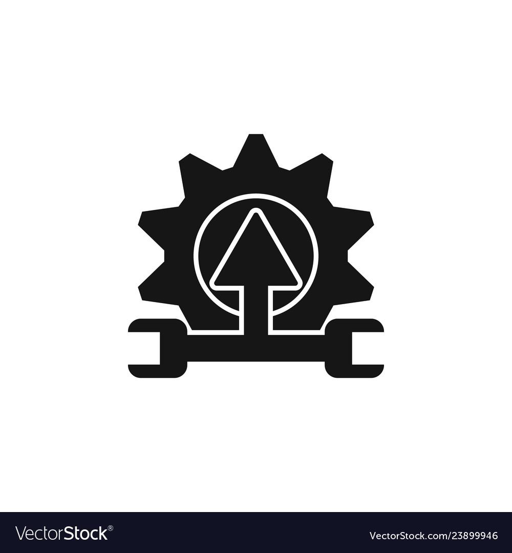 Arrow configuration gear repair tool repair
