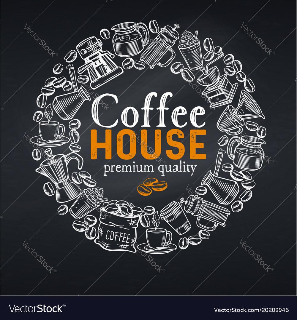 Coffee house page