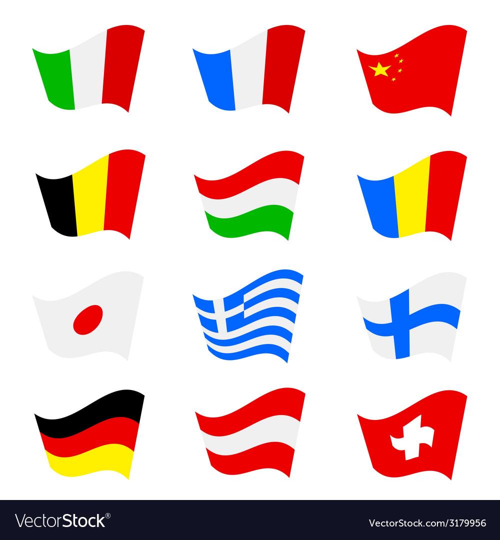 Flag color