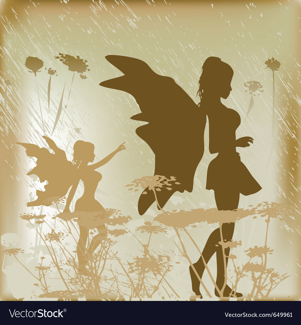 Fairy background