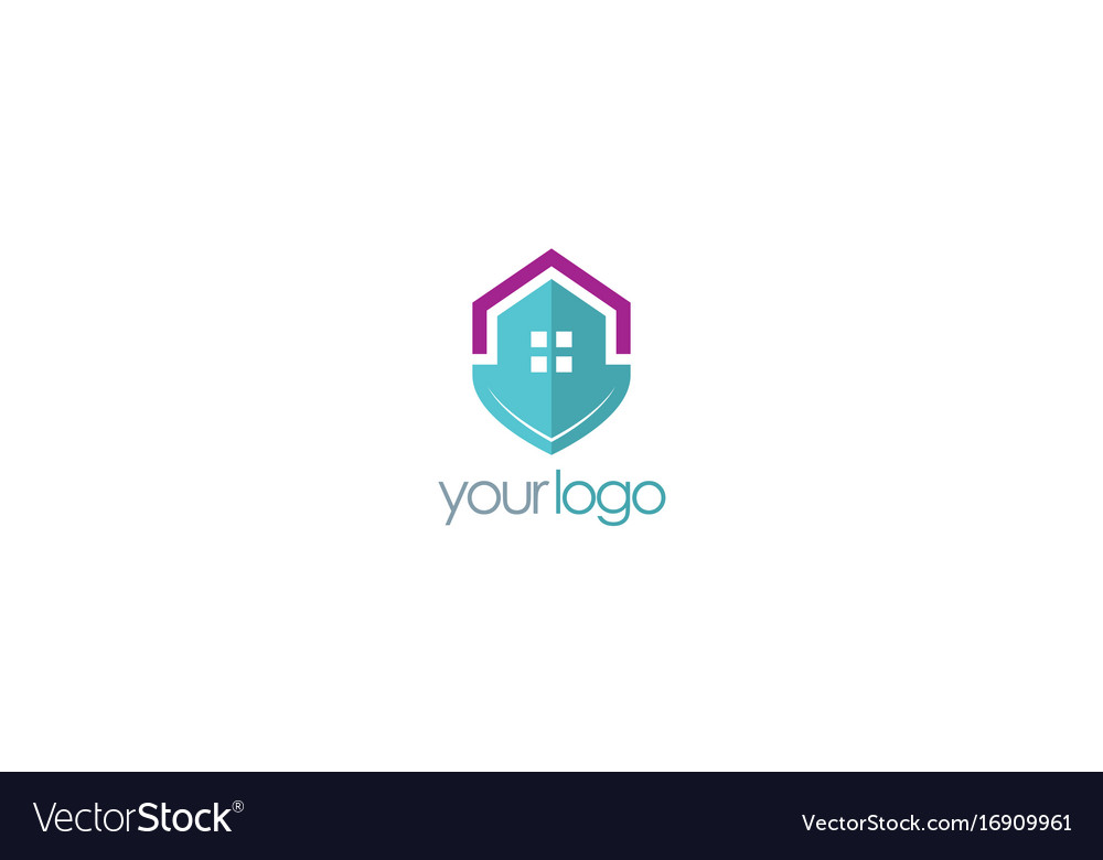 Home shield secure logo