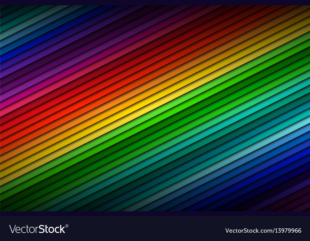 Abstract color palette background