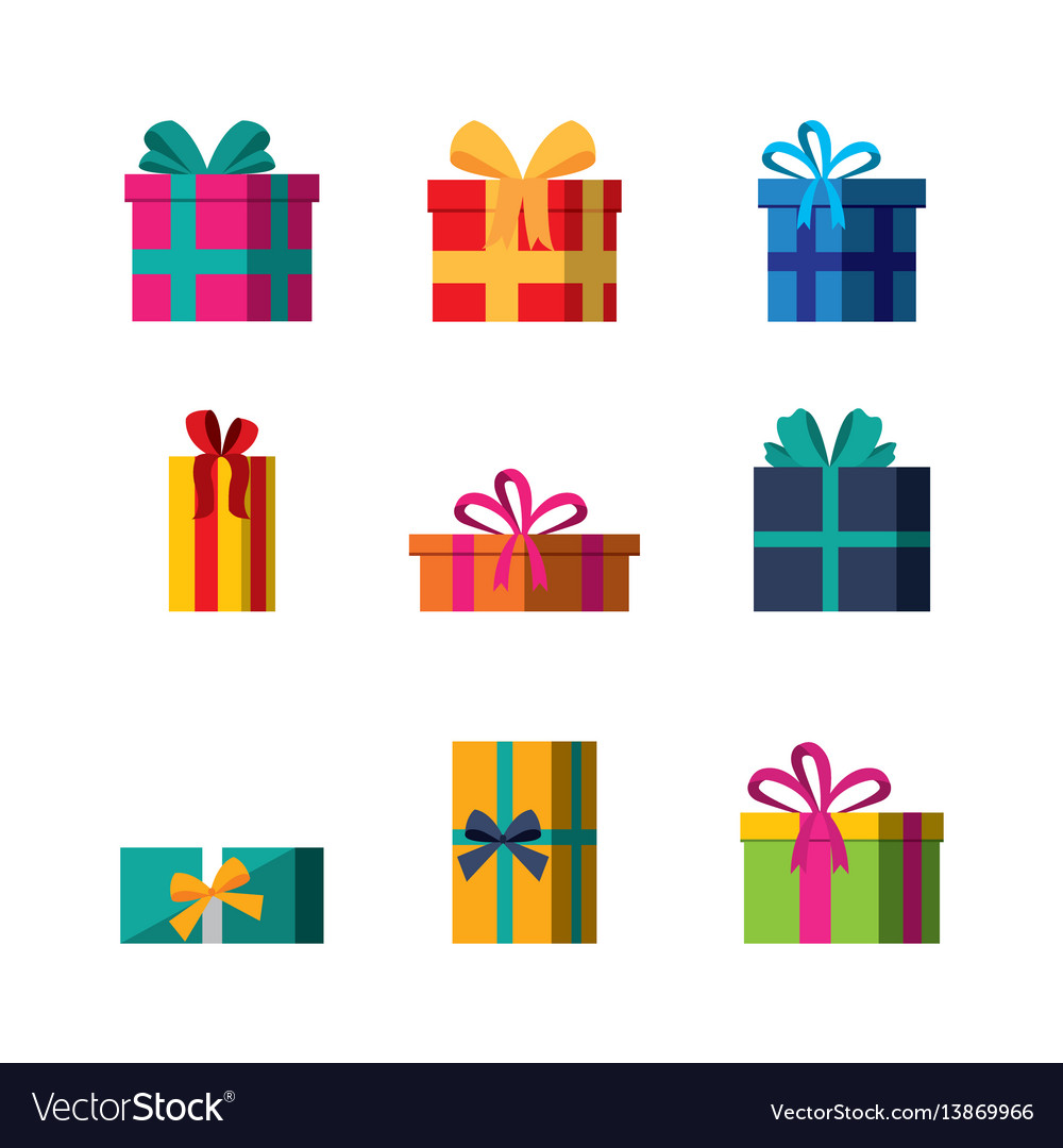 Clipart Box Design Vector