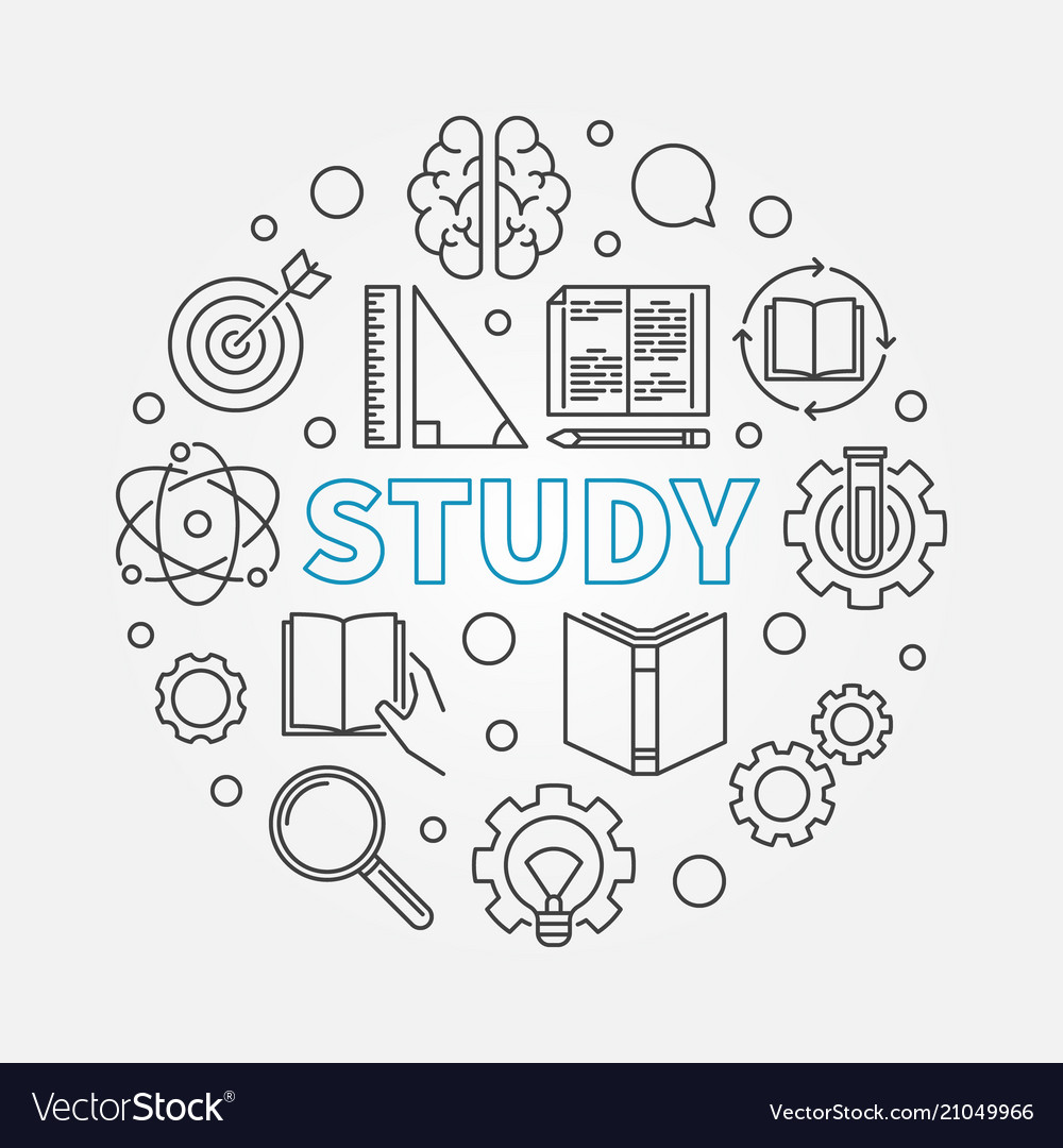 Study round concept in thin