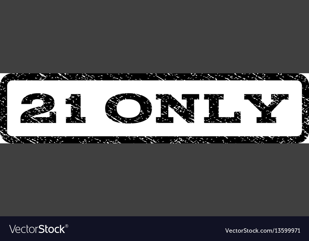 21 only watermark stamp