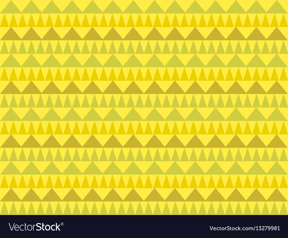 Seamless african pattern with geometric elements