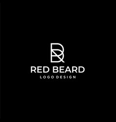 Rb logo vector