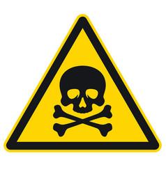 danger sign 001 vector image